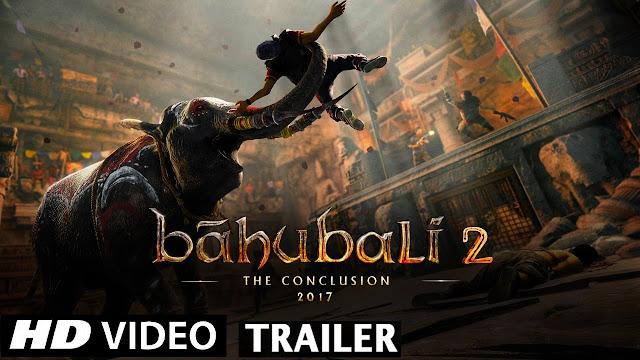 Baahubali: The Conclusion Part 2 Telugu Movie Trailer