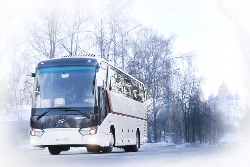водонаева автобус зимой картинка что