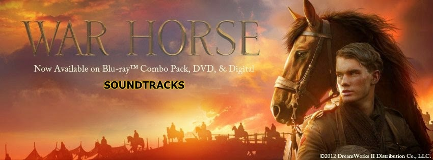 war horse soundtracks-savas ati muzikleri