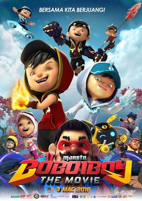 BoBoiBoy: The Movie (2016)