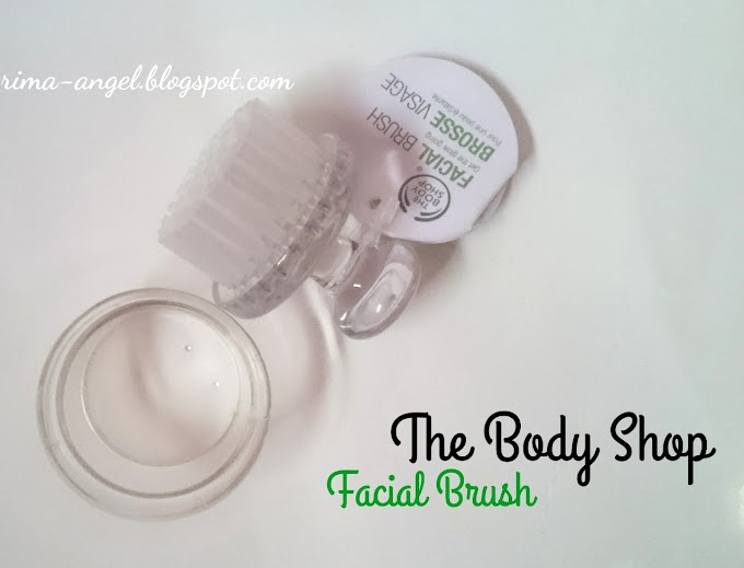 Review The Body Shop Facial Brush (Brush Face Rounded)