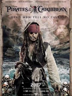 Pirati dei caraibi - Johnny Depp
