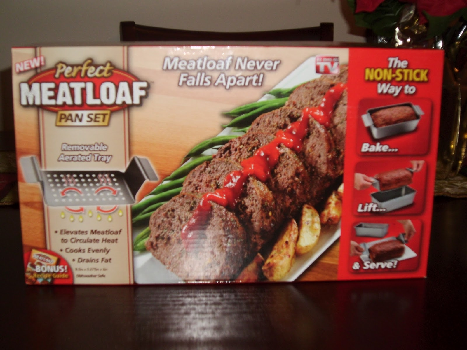 Let S Review The Perfect Meatloaf Pan
