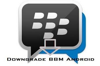# Download Aplikasi BBM Versi Lama/Dasar For Android #