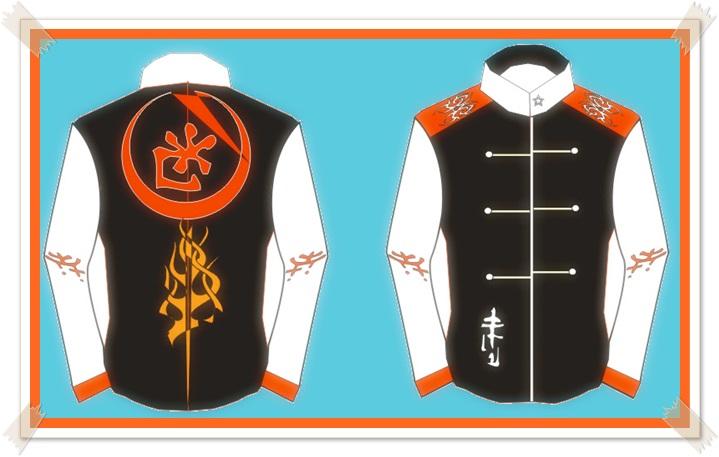 gambar desain jaket terbaru motif taekwondo 2016