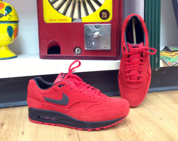best loved be7f8 cd4b6 ... Air Max 1 Pimento  Here is a look at a pair of dope Air Maxes that you  can get your  Victor Cruz Nike ...