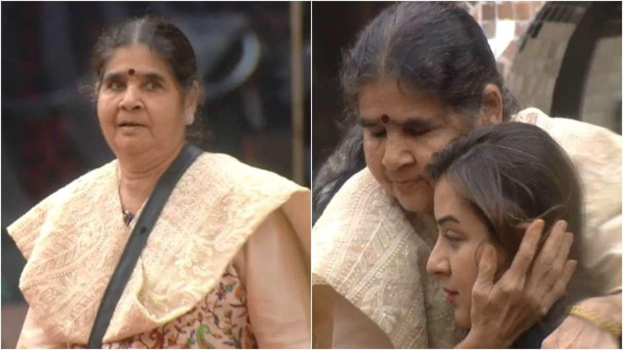 Shilpa Shinde Mom