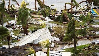 Mensaje de un habitante de Republica Dominicana sobre Irma