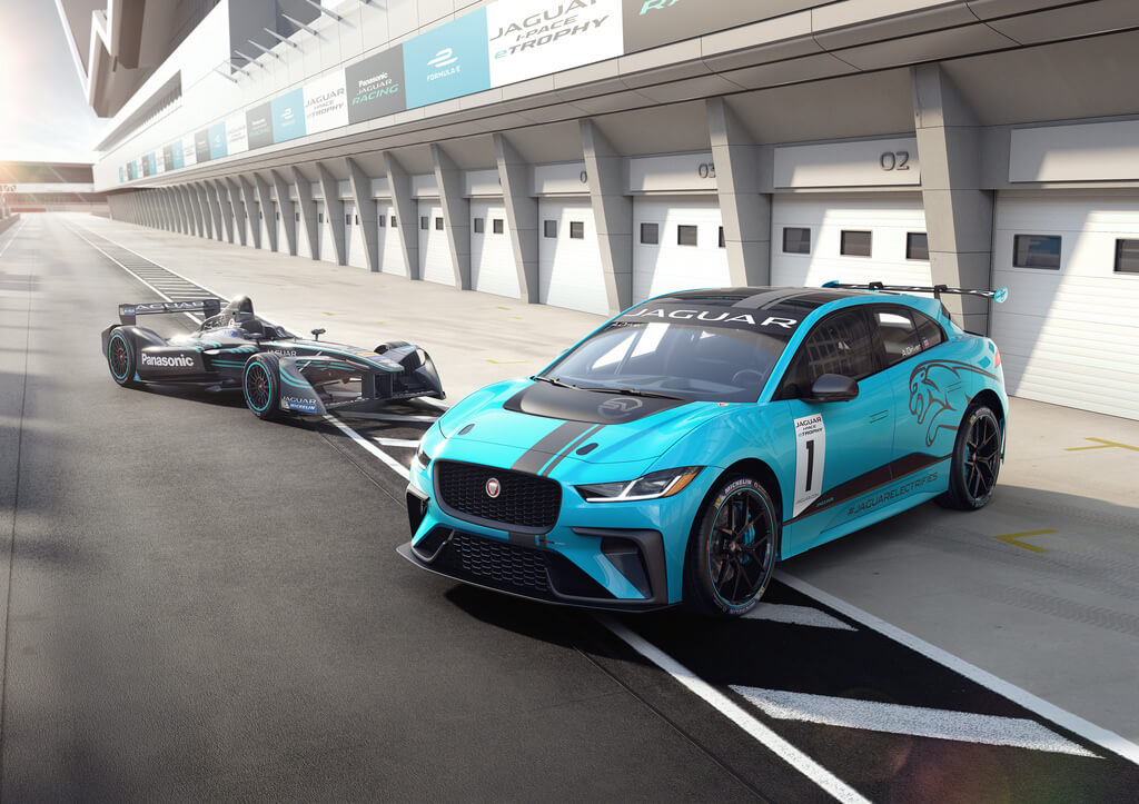 Jaguar I-Pace eTrophy Race Series Will Begin From December 15, 2018