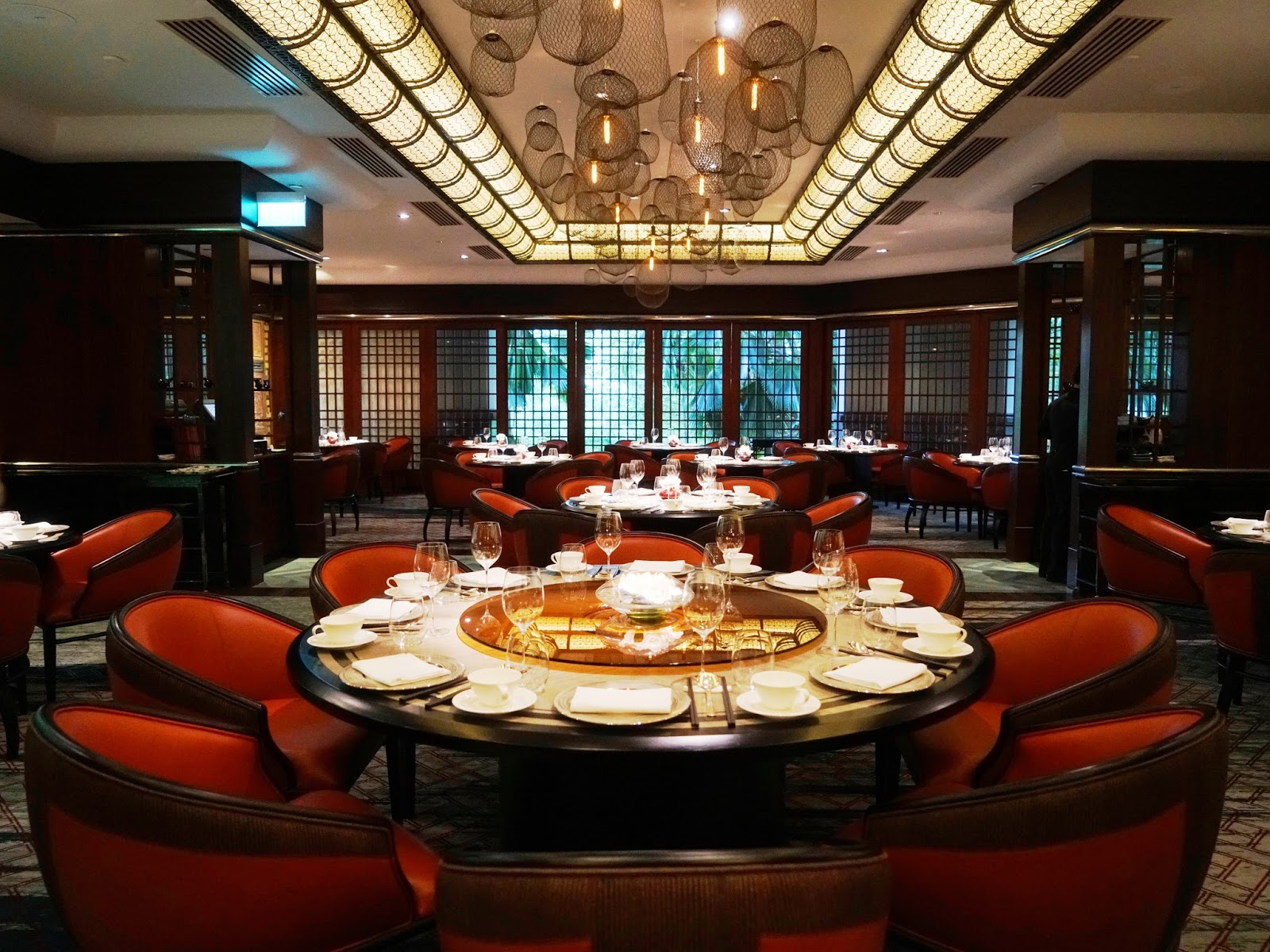 pinkypiggu jiang nan chun 江南春  four seasons hotel