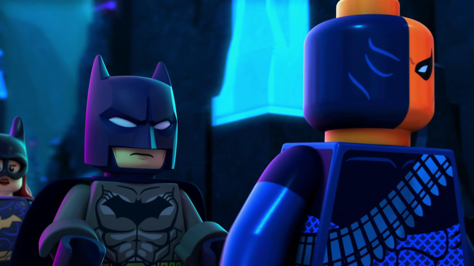 Lego DC Comics Superheroes Justice League - Gotham City Breakout (2016) 1080p BD25 5