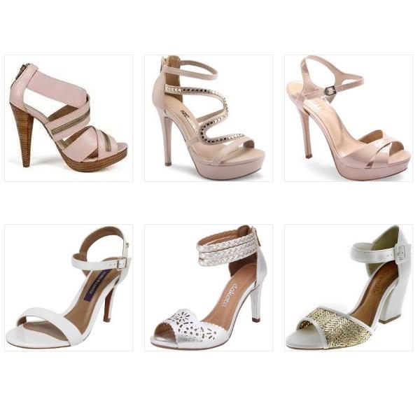 sapato feminino reveillon