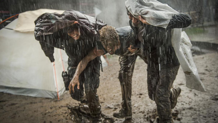 """The 100 - Gimme Shelter - Review: """"Deadly Decisions"""""""