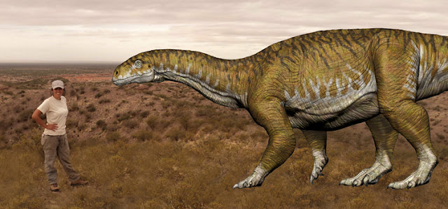 Researchers discover the oldest giant dinosaur species that inhabited the Earth