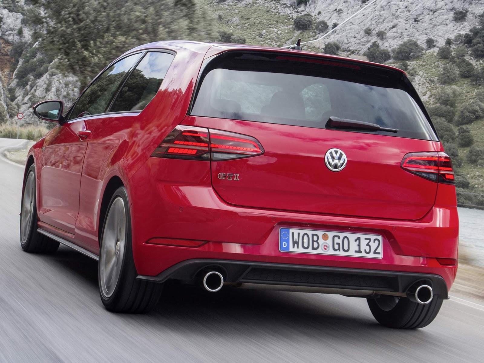 Vw Golf Gti Performance 2017 >> Novo VW Golf GTI Performance 2018: fotos, detalhes e preço | Motor Vício