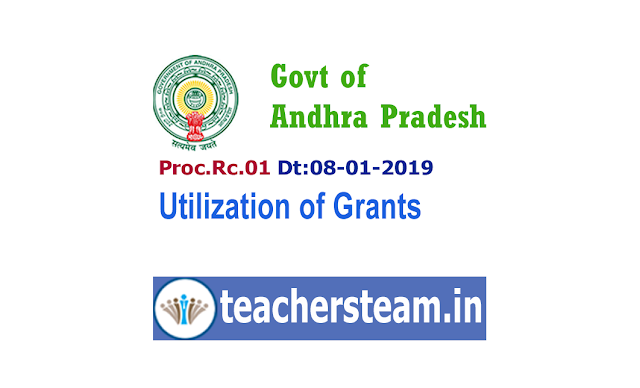 Guidelines for Utilization of Grants of AP Samagra Shiksha Abhiyan