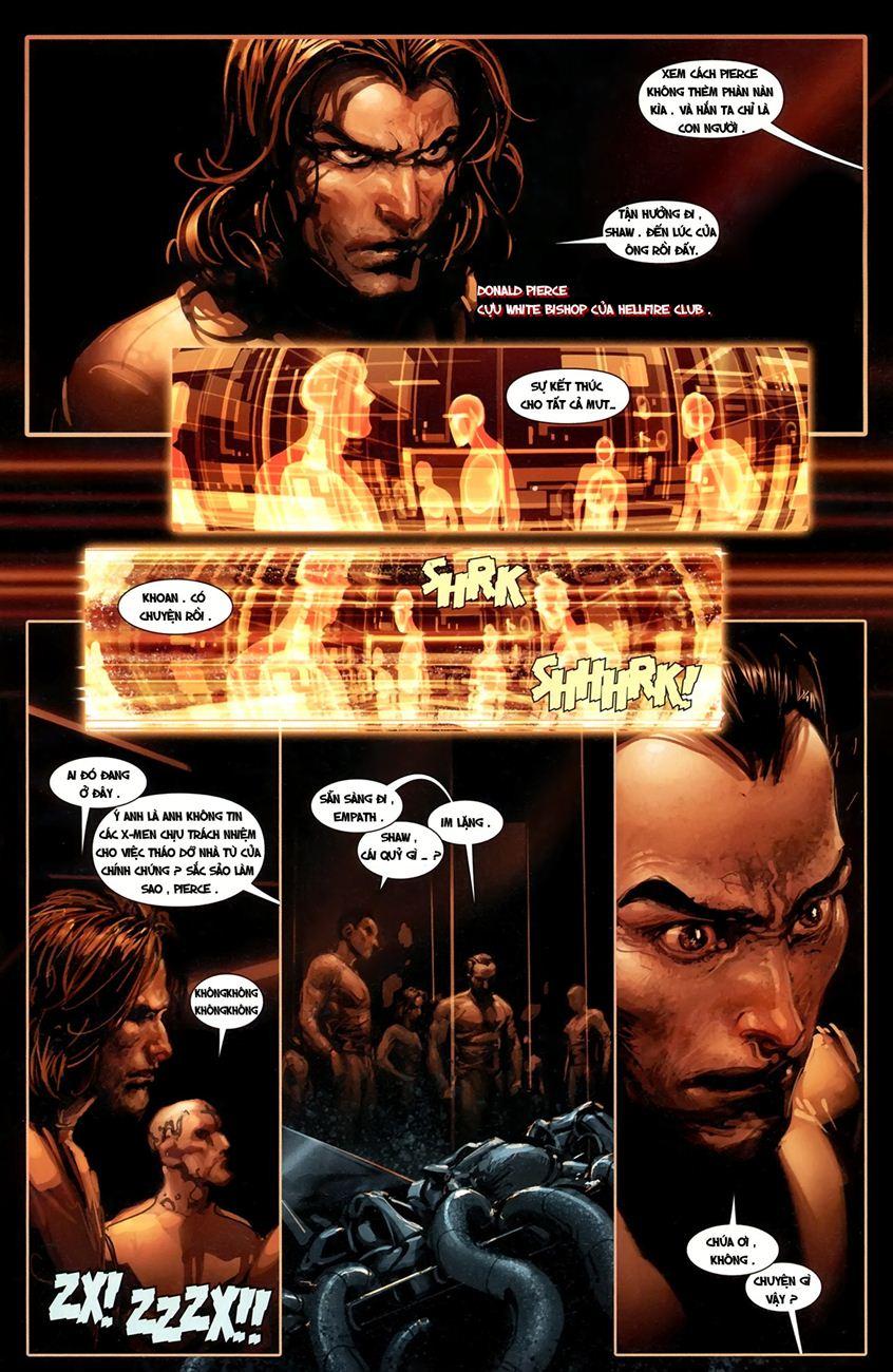 X-Men Necrosha chap 1 trang 9