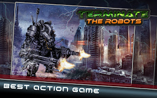 Terminate The Robots v1.0 Mod Apk