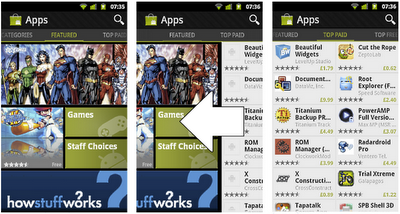 Android Developers Blog: Horizontal View Swiping with ViewPager, Updated