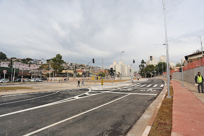 Complexo Viário Ponte Baixa