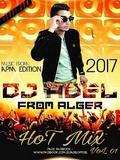 Dj Adel From Alger-Hot Mix Vol.1 2017