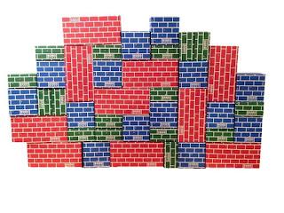 Mondo bloxx cardboard blocks