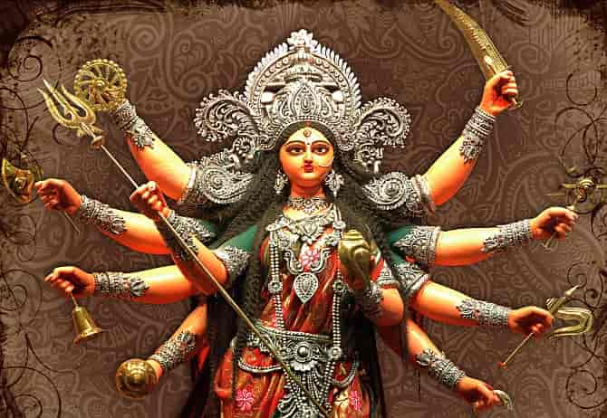 kuldevi-of-rajput