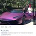 Rob Kardashian gifts Blac Chyna a Lamborghini