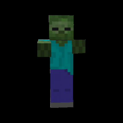 Strange Moments in Gaming: Zombies in Minecraft: The
