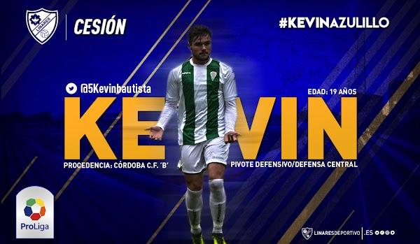 Oficial: Linares Deportivo, firma Kevin