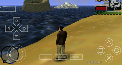 GTA Liberty City Stories Android ISO GAME PPSSPP