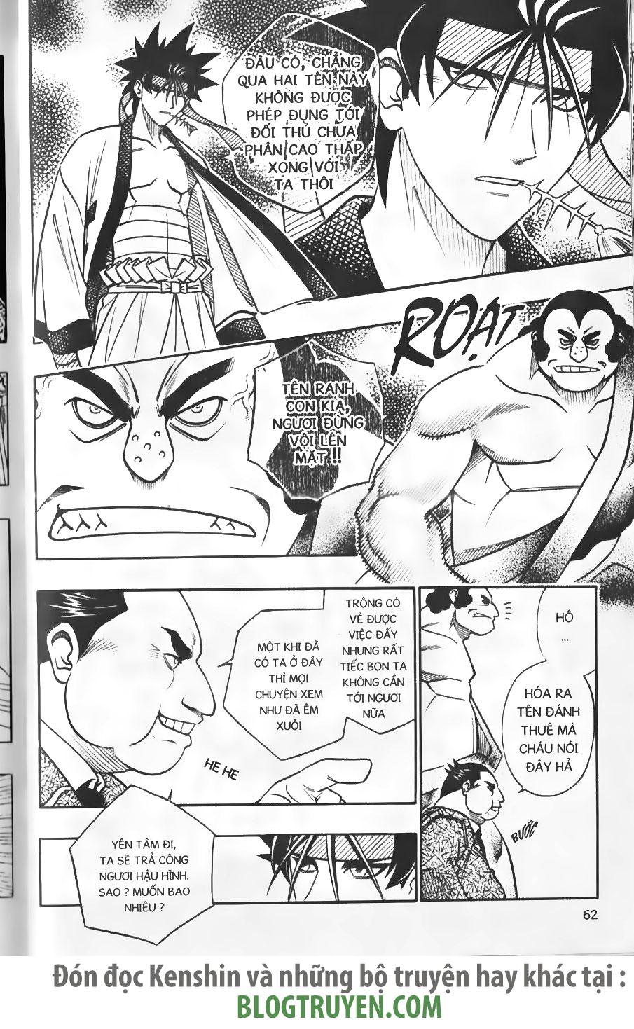 Rurouni Kenshin chap 231 trang 4