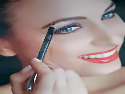 Gambar 4 Tips Mempercantik Riasan Mata