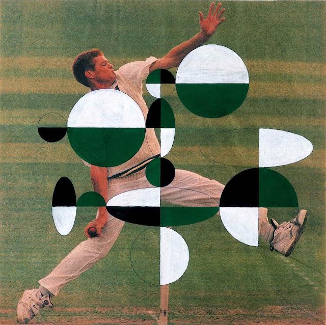 1996 art by Gabriel Orozco