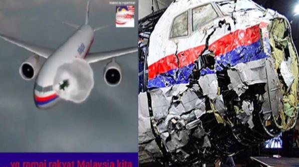 Akhirnya Simulasi Tragedi MH17 Didedahkan! Dan Ini Sebenarnya Apa Yang Berlaku