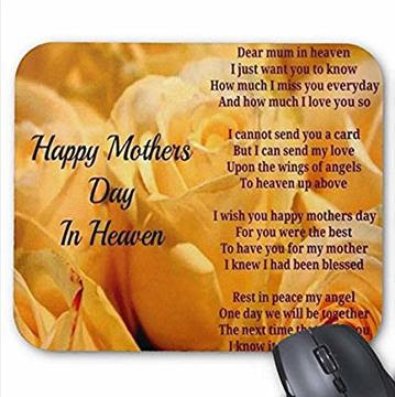 happy mothers day in heaven to mom 2019