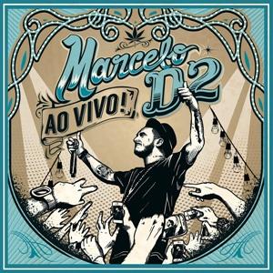 CD Marcelo D2 – Nada Pode Me Parar: Ao Vivo (2016)