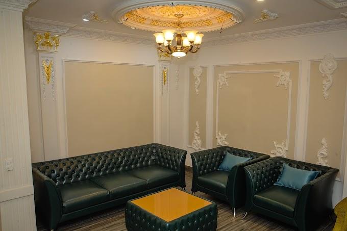 Sofa tân cổ điển art-301