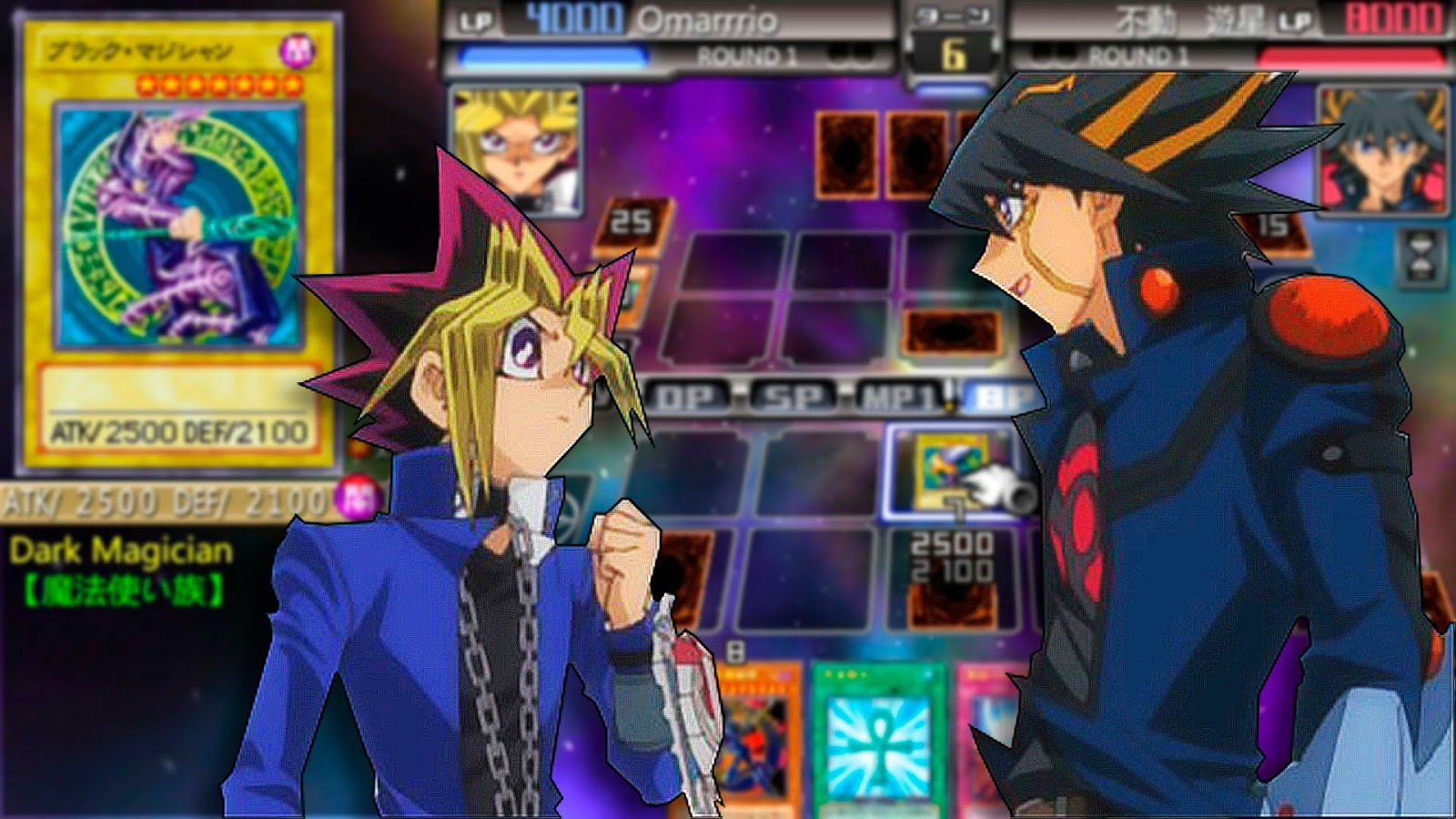 Yu Gi Oh 5D's Tag Force 6 ISO for PPSSPP (English Patched ...