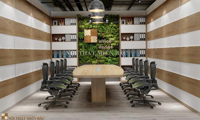 Bàn phòng họp cao cấp giúp khẳng định vị thế và tính chuyên nghiệp với khách hàng và đối tác