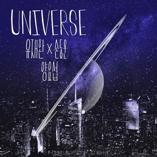 Yoo Jae Hwan, Son Dong Woon – Universe – Single