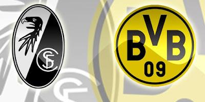 بث مباشر مباراة بروسيا دورتموند وفرايبورج