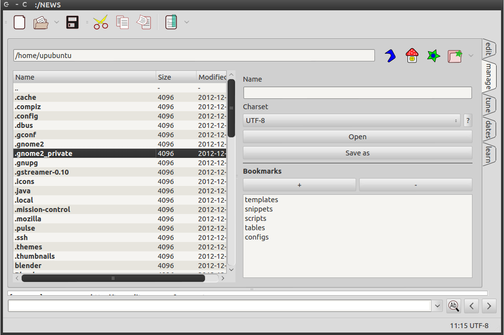 TEA Text Editor 33 5 0 Released, Improved Compatibility with Qt5