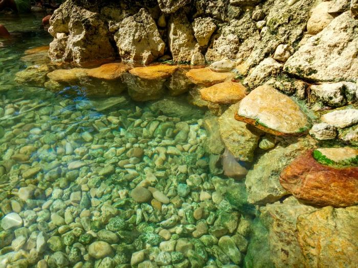 mainit hot spring, malabuyoc, cebu