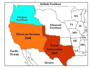 the creation and annexation of texas Facts about modern-day texas texas annexation map of texas annexation date of acquisition texas was acquired from.