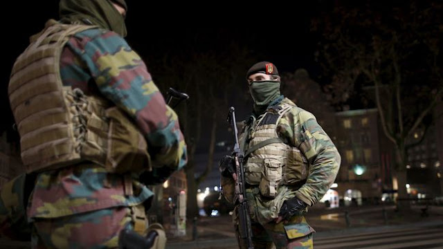 Kepolisian Belgia Bongkar Jaringan Perekrut ISIS