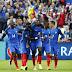 Terbantainya Islandia oleh Tuan Rumah Perancis, Dengan Skor 5 - 2 di Perempat-Final
