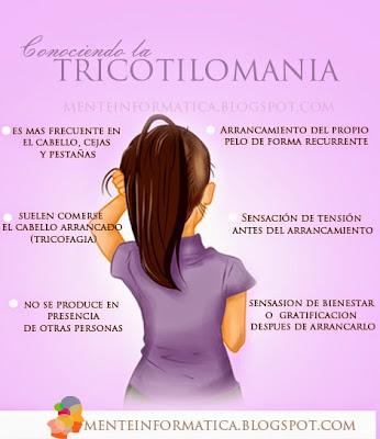 Terapia Cognitivo-Conductual en Tricotilomanía