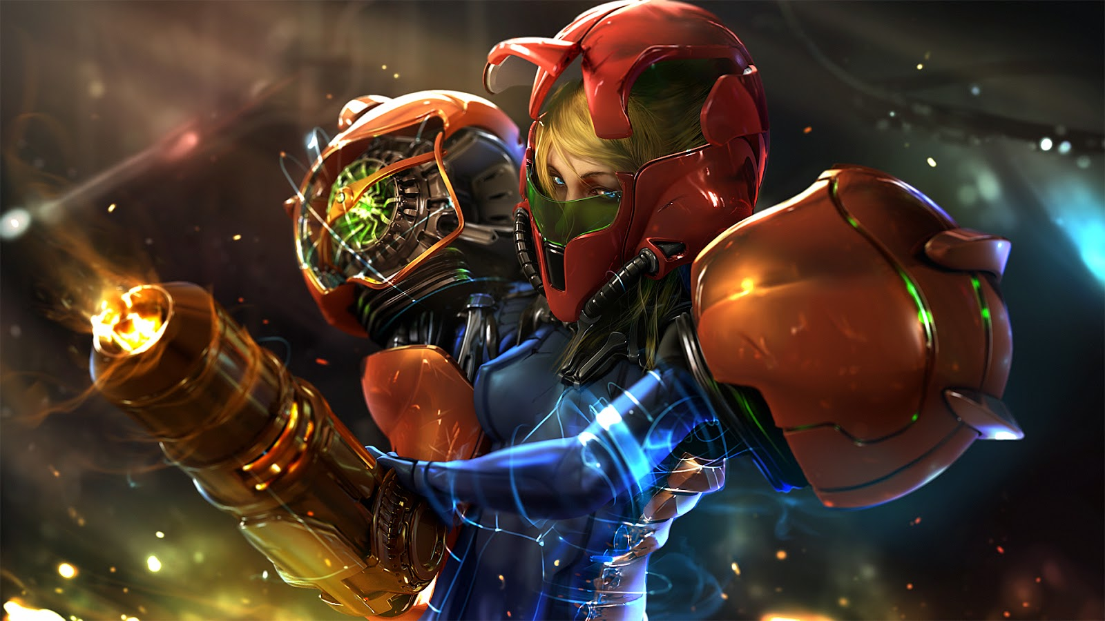 Gamers Log Daily Metroid Other M