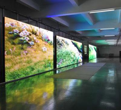 Địa chỉ thi công màn hình led p2 trong nhà tại Sóc Trăng